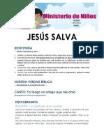 Lección 1 - Jesús Salva