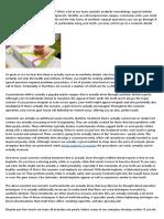 296474Popular Cosmetic Dental Care Procedures