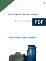 SMSR PHGM Catalog ref
