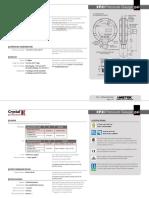 Digital Pressure Gauge XP2i PSI Data Sheet US