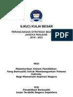PELAN STRATEGIK HEM (2019-2021)