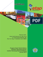 Pelatihan ETAP Poltek Negeri Bali