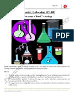 Biochemistry Lab Protocol