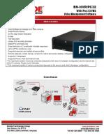BN-NVR PC32 opt