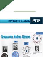 Aula Estrutura Atômica