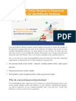 Password security for QuickBooks Desktop - 11 Most Common FAQs
