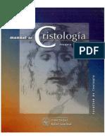 Manual de Cristología (Joaquín María Arago S.J.)