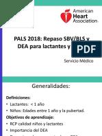 1 Repaso SBV BLS y DEA