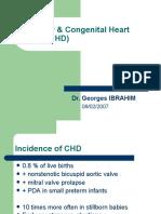 Pregnancy & Congenital Heart Disease