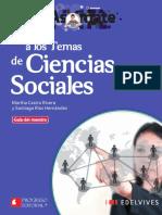 Asòmate a las Ciencias Sociales Guia