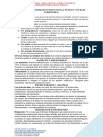 RESUMEN LOS SUJETOS DE DERECHO INTERNACIONAL PÚBLICO CON BASE TERRITORIAL