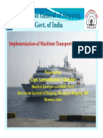 (Session 3) India_Maritime Safety Transport