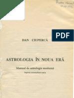 Dan Ciuperca - Astrologia in Noua Era