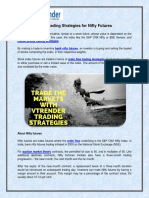 Best Trading Strategies for Nifty Futures
