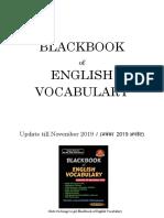 Black Book Update Nov 19 (1)