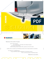 Suzuki Ignis Brochure (2004)