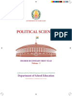 Political Science eng - www.governmentexams.co.in