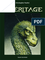 L'Heritage - Christopher Paolini