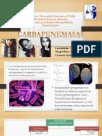 carbapenemasas
