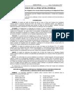 CONSEJO DE LA JUDICATURA FEDERAL GUATEMALA