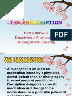The Prescription.ppt