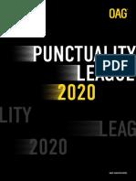 Punctuality League 2020