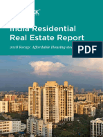 2018 India Residential Real Estate Report
