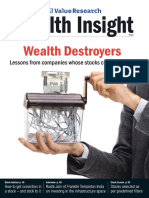 Wealth Investor Magazine 2020 New Edition From Ranking Trades Technical