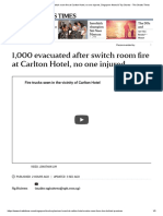 1000 evacuated after switch room fire at Carlton Hotel, no one injured - ST.pdf