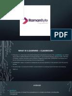Best Online Learning Platform In India- Ramanbyte