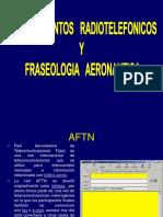 Procedimientos Radiotelefónicos completo aeronáuticos