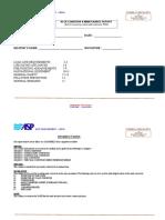 D-5- DECK MAINTENANCE REPORT