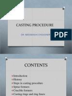 CASTING PROCEDURE.pptx