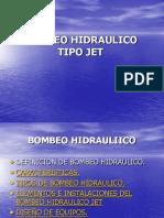 BOMBEO HIDRAULICO JET2223.ppt