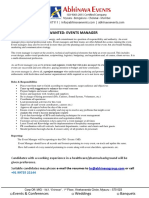 AhinavaEvents - EventsManager - JobDescription.pdf