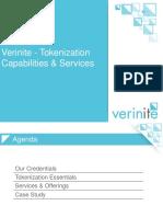 Verinite - Tokenization Service Offerings.pdf