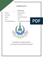 Zahir's Lesson PLan (Autosaved).docx