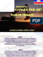 PLAN DE TRABAJO _ PAD DE LIXIVIACION