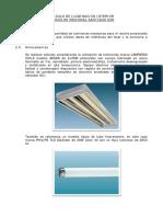CALCULO DE ILUMINACION INTERIOR