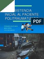 2011_AMF_Asistencia_inicial_pcte_politraumatizado.ppt