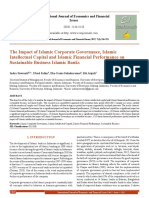 The Impact of Islamic Corporate Governance, Islamic Intellectual Capital and Islamic Financial Performance on Sustainable Business Islamic Banks[#353554]-364584