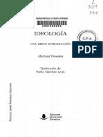 FREEDEN 2013 Ideología. Una breve introducción.pdf