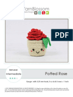 Potted_Rose