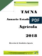 Principales Cultivos - TACNA