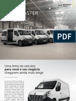 Renault Master III Ficha Técnica