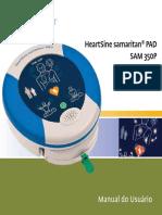 HeartSine Samaritan PAD SAM 350P