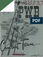 Psychological Warfare Branch - parte 1