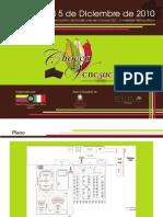 Programación de eventos de Chocco Venezuela 2010