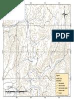 mapa topografico ccorca