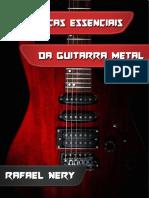 As Técnicas Essenciais da Guitarra Metal - 2019.pdf